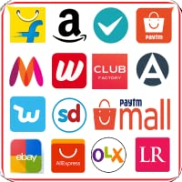 All in one shopping app - Best offer