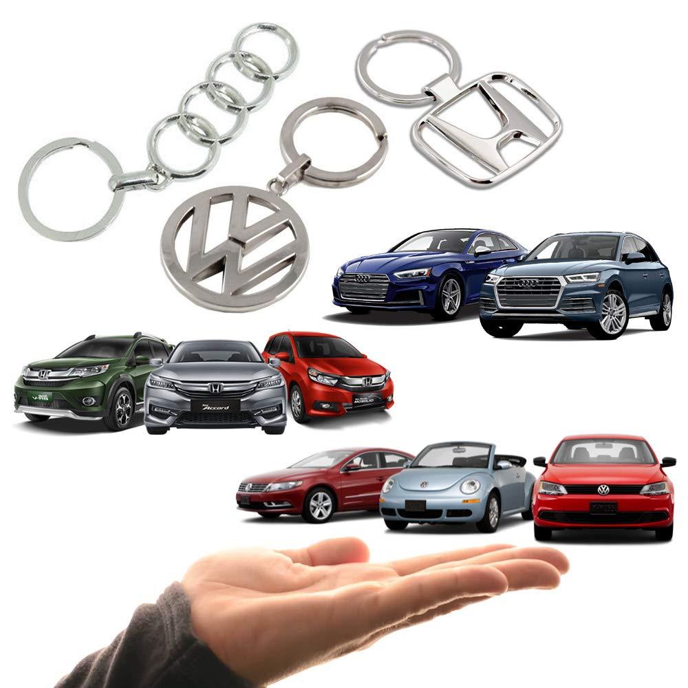 Key chain Key Ring for Car keyfob Metal Keychain Strong Metal Ford-car logo keyring Key Fob