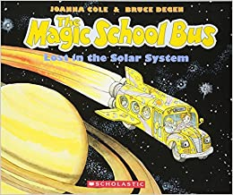 The Magic School Bus Lost In The Solar System: Joanna Cole ...