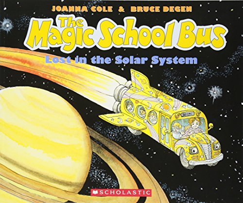 The Magic School Bus Lost In The Solar - Store Kids Magic