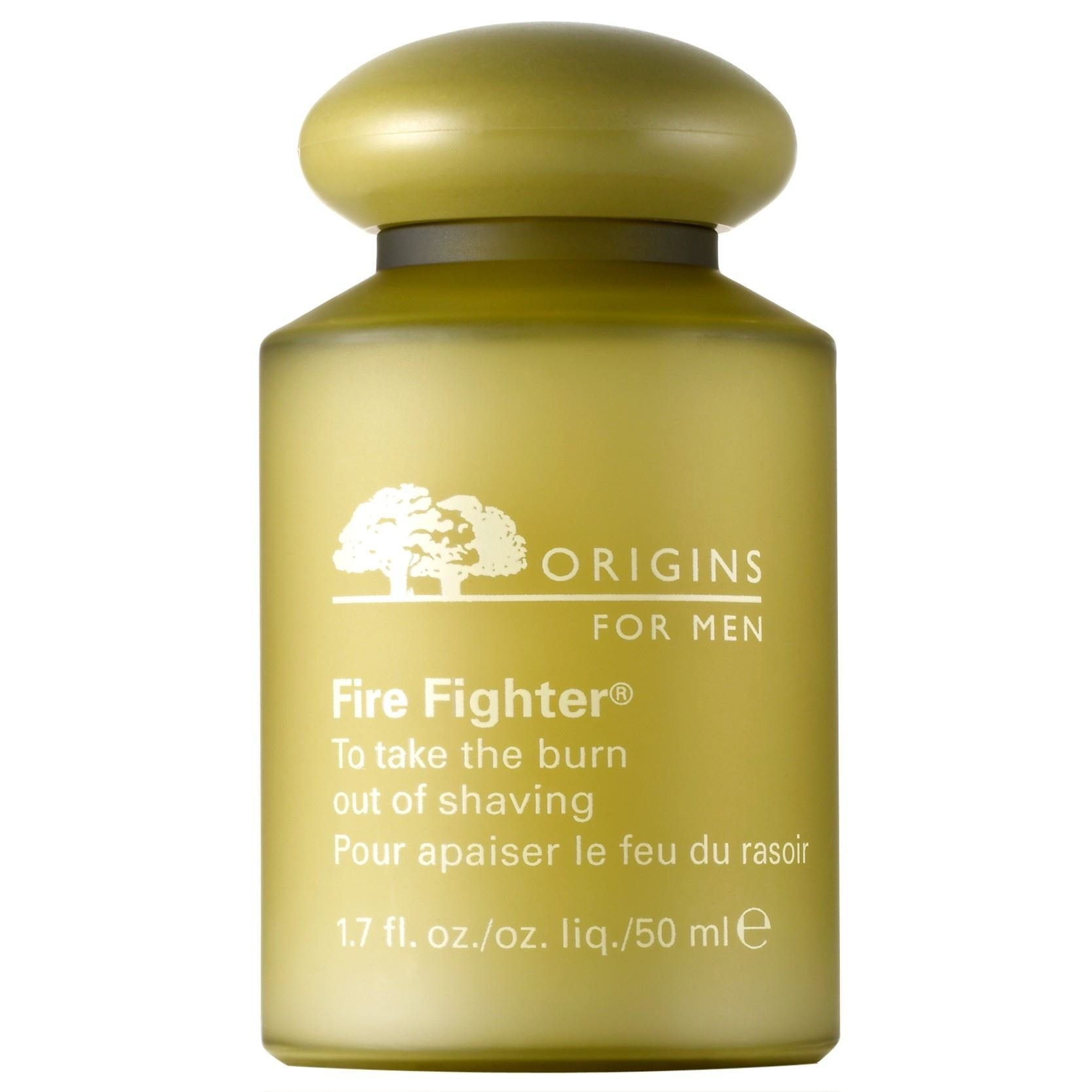 Origins Fire Fighter To Take The Burn Out Of Shaving 50ml - Pack of 2