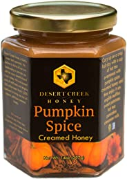 Desert Creek Honey Pumpkin Spice Creamed Honey