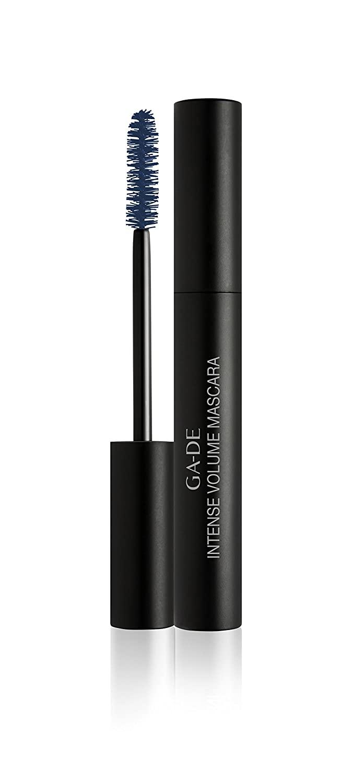 65501f376f4 Amazon.com : Intense Volume Mascara by GA-DE COSMETICS (Electric Dark Blue)  : Beauty