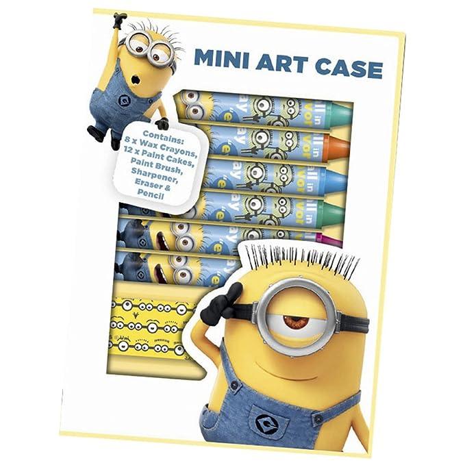 Les Minions - Dmmac - Set De Coloriage