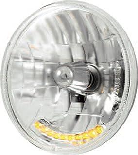 amazon com united pacific 31388 6 x 4 crystal headlight high rh amazon com M939 Turn Signal Wiring Diagram Universal Turn Signal Wiring Diagram