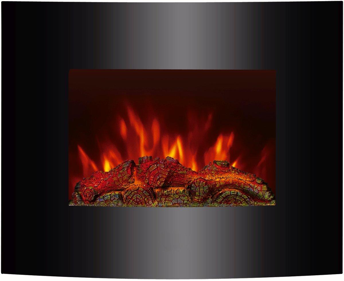 el fuego led elektrokamin 2 heizstufen 220v fernbedienung wohnzimmer feuer kamin ebay