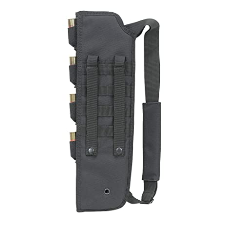 Amazoncom Voodoo Tactical Breachers Shotgun Scabbard Black 20