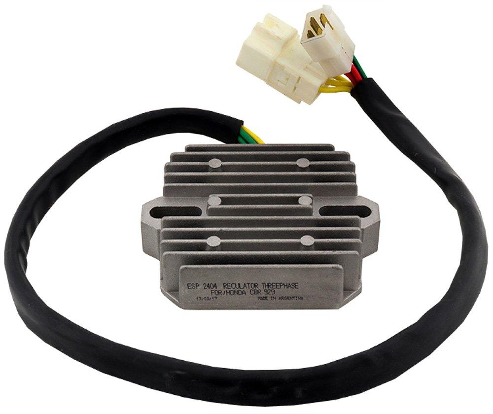 31600-Mcj-641 Voltage Regulator//Rectifier 12-Volt; For Honda Cbr929Re Cbr929Rr