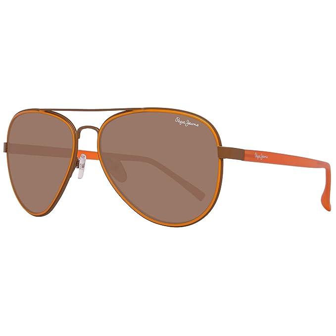Pepe Jeans PJ5123C459 Gafas de sol, Brown, 59 para Hombre ...