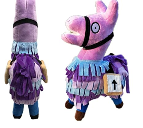 Amazon Com Cosplaylife Fortnite Llama Plush Figure 10 Video Game