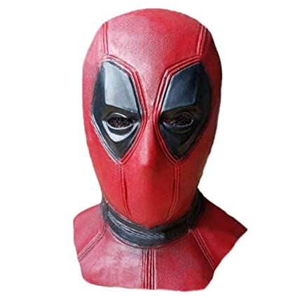 Mascara de deadpool