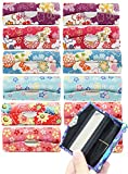 Set of 12 ~ Cute Japanese Flower Style - Best Reviews Guide