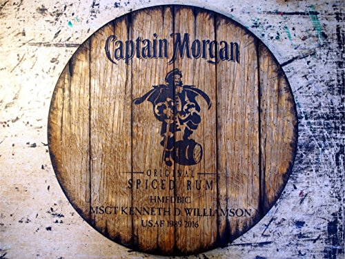 captain-morgan-personalized-decorative-sign-whiskey-barrel-top-handpainted-artwork-and-your-addition