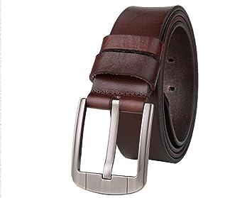 GPPZ Véritable Ceintures en Cuir pour Hommes Cowboy De Luxe Bracelet Marque  Mâle Designer Ceinture Vintage f113db0f567