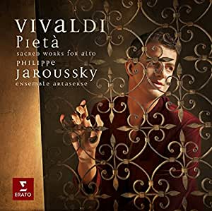 Vivaldi: Pietà: Sacred Works For Alto