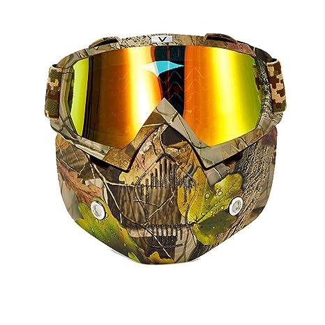 MINIKATA Gafas de esquí OTG, Gafas de Snowboard, Lentes ...