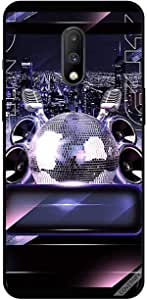 For OnePlus 7 Case Cover DJ World