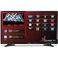 Nikai 43 Inch LED Smart TV Grey - NTV4300SLEDT