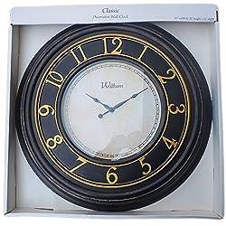 Waltham Classic Decorative 20 Wall Clock