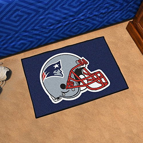 Fan Mats 5800 NFL – New England Patriots 20″ x 30″ Starter Series Area Rug / Mat Review