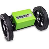 Meterteller/universele teller voor (auto) folies, vislijn, behang, kabels - veelzijdig inzetbaar