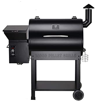 Amazon.com: Z GRILLS - Parrilla de madera para cocinar al ...