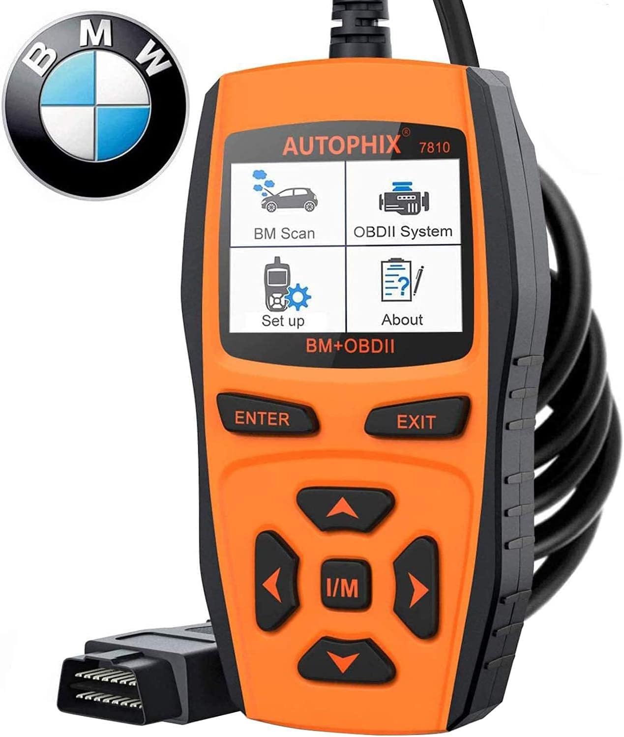AUTOPHIX 7810 Obd2 Scanner For BMW