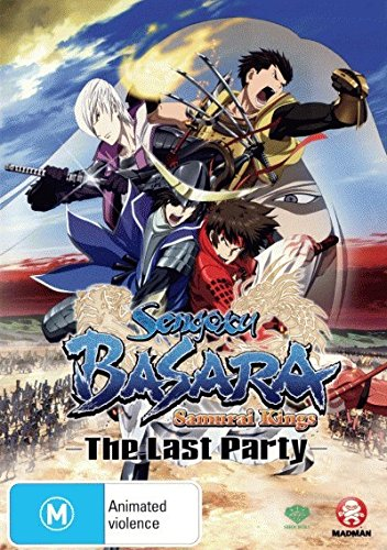 Sengoku Basara Samurai Kings Movie - Last Party [NON-USA Format / PAL / Region 4 Import - Australia]