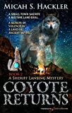 Coyote Returns (A Sheriff Lansing Mystery Book 2)