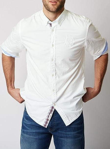 McGregor Camisa IdenYardelli Blanca XXL Blanco: Amazon.es: Ropa y accesorios