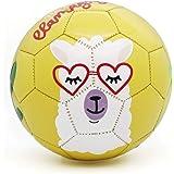 PP PICADOR Toddler Soft Soccer Ball Cute Cartoon Kids Ball with Pump Toy Gift for Kids, Children, Boys, Girls…