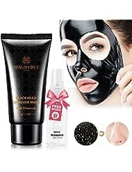 Black Mask, Charcoal Peel Off Mask, Off Mask, Blackhead...