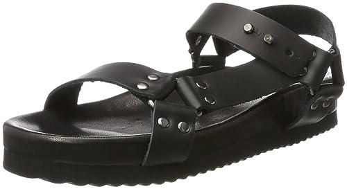 Sandal Para Abiertas Selected Sfamanda Mujer Sandalias F8wA1vq