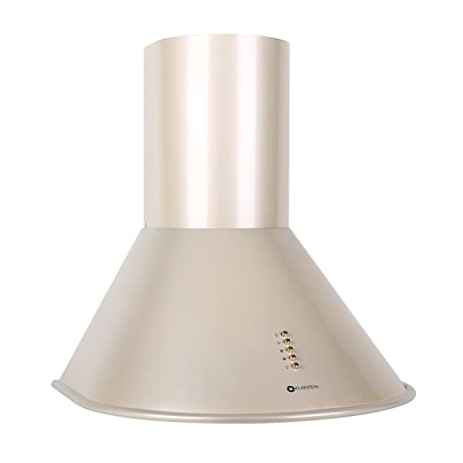 Klarstein Lumio Retro Cappa Aspirante da cucina in acciaio inox (60 ...