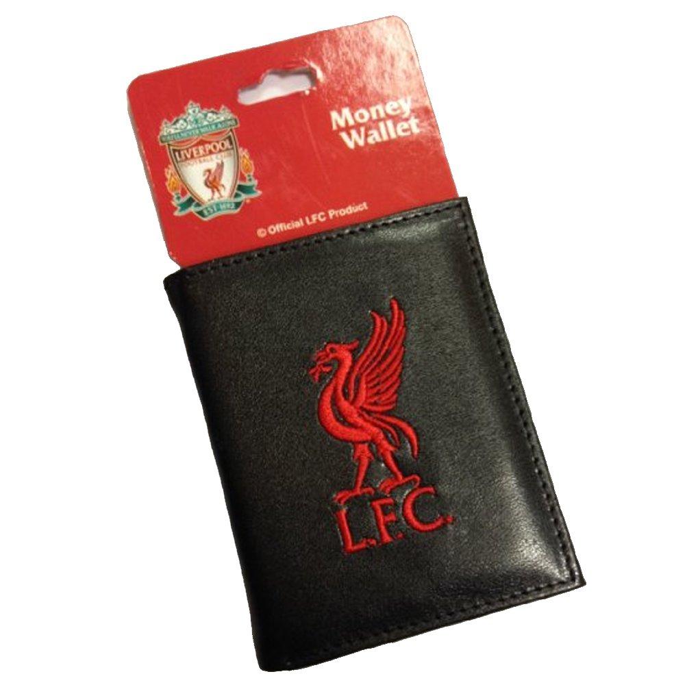 Offizielle Geldbörse Liverpool FC, Lederoptik, bestickt SportsCentre