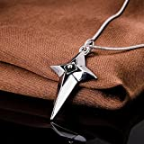Collarbone chain retro cool cross necklace Han edition sweater chain pendant