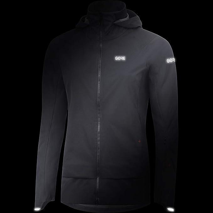 100220 GORE Wear Femme Veste de VTT Imperm/éable /à Capuche Taille: 36 Couleur: Orange GORE C5 Women GORE-TEX Active Trail Trail Hooded Jacket