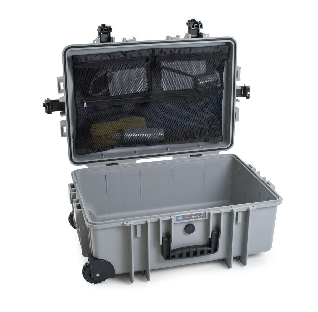 /Noir B /& W Sac en Maille pour Type 4000/Cases/