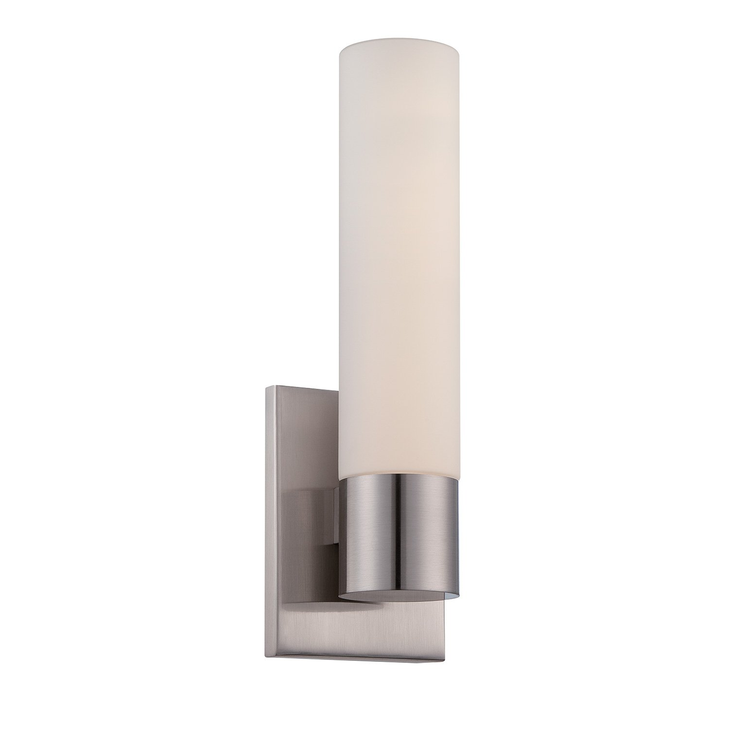 long cylinder wall lighting outdoor contemporary fixture inside light modern sconce sconces