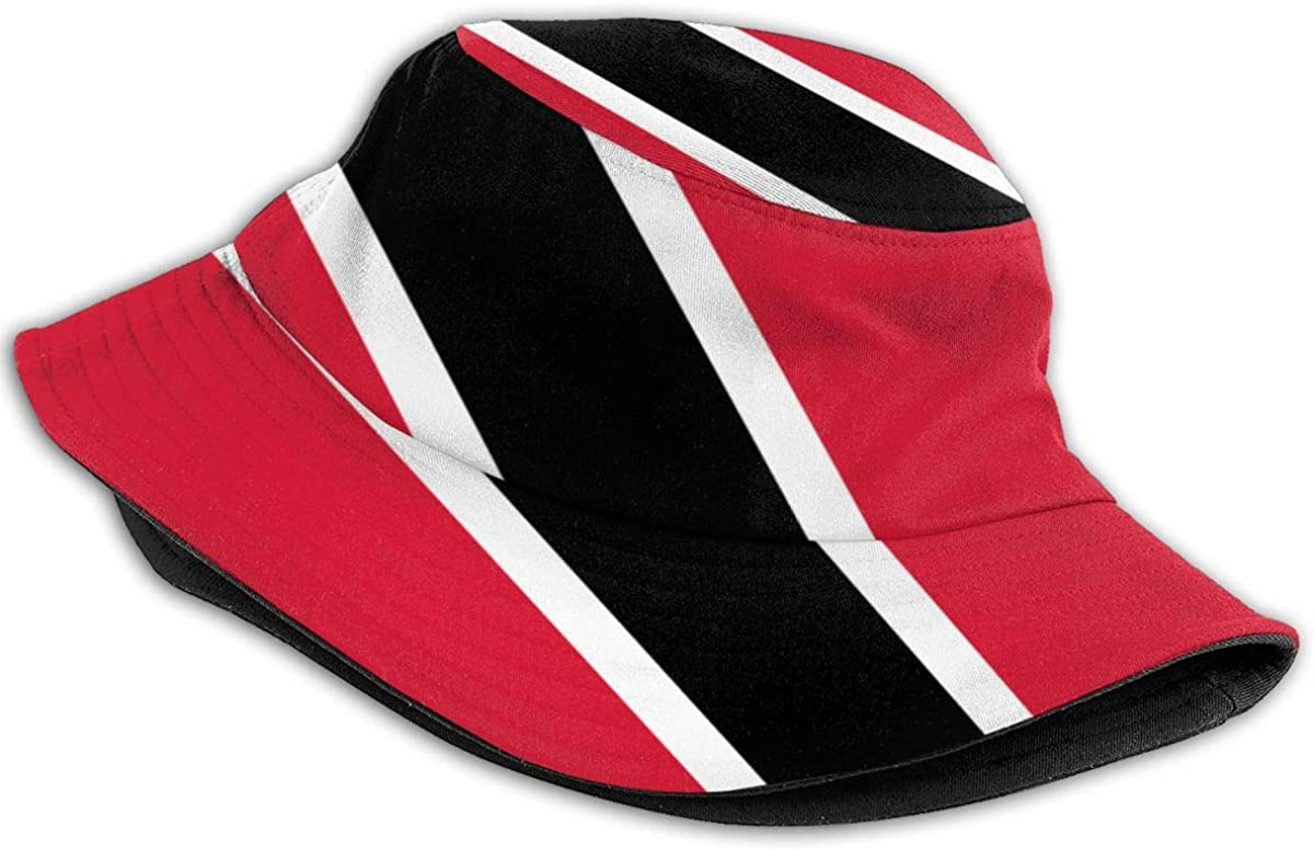 Breathable Trucker Mesh Cap for Unisex Unisex 100/% Polyester Trinidad and Tobago Flag Mesh Hat
