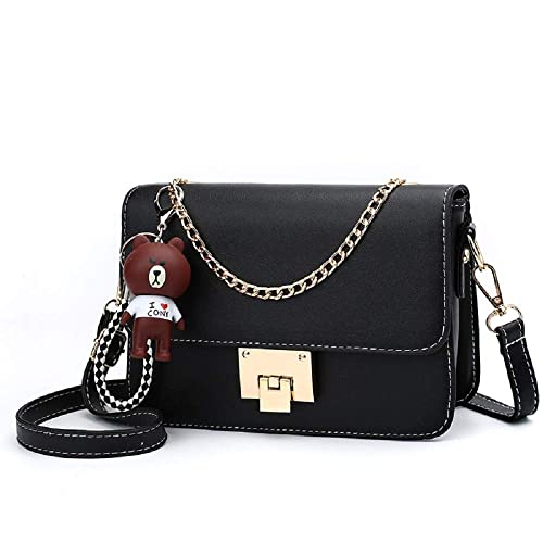 910af972a59480 zhongningyifeng Ladies Designer Crossbody Bag Shoulder Bag for Women  Leather Small Purses Handbags Fashion with Chain
