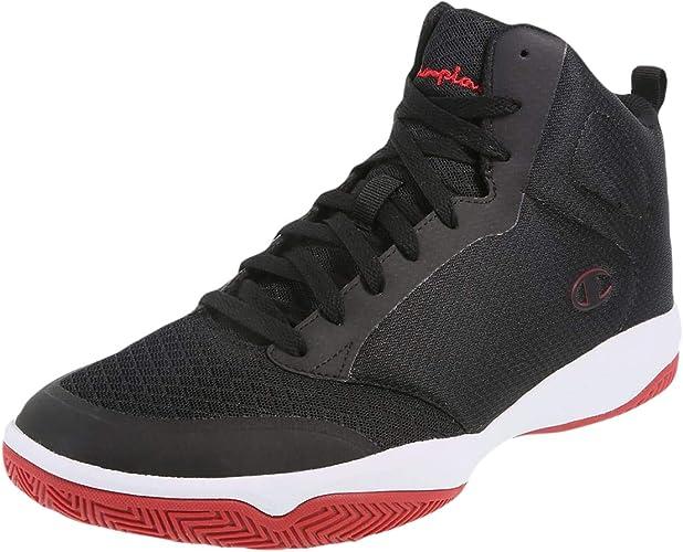 Amazon.com: Champion Mens Inferno baloncesto zapato, negro ...
