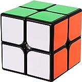 Roxenda 2x2 Speedcube Magic Cube 2x2x2 Speed cube Puzzles Black
