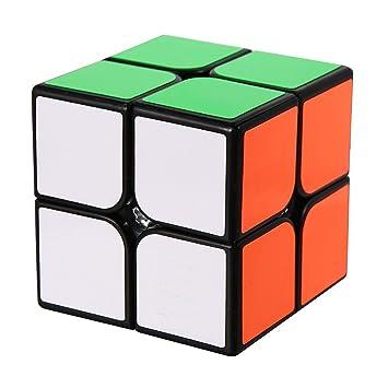 Roxenda Speed Cube Profession 2x2x2 Speedcube, Vuelve Más Rápido y Más Preciso Que el Original (2x2x2)