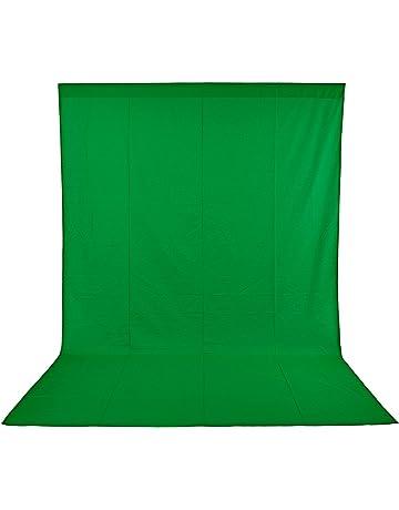 Neewer 10083667 Pro Fondo fotográfico 1,8 x 2.8M, Plegable Telón de Fondo