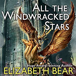 All the Windwracked Stars Audiobook