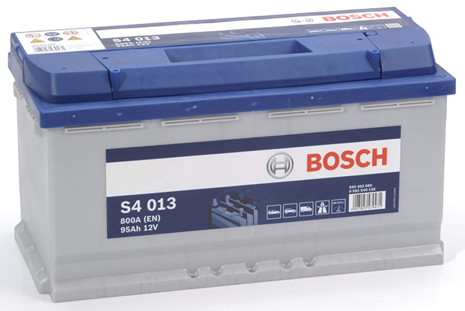 Bosch S4 Car Battery Type 019