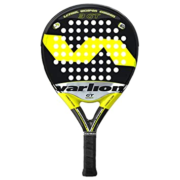 Varlion LW Carbon 3 GT Palas, Adultos Unisex, Negro/Amarillo ...