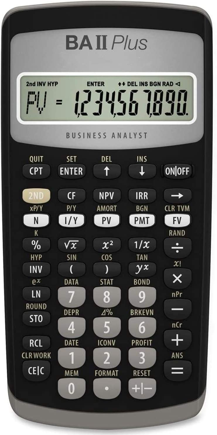 Best tibaii plus financial calculator 2020