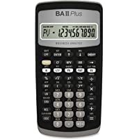 QUSURE Calculator for Texas Instruments BA II Plus Financial Calculator,Financial & Business